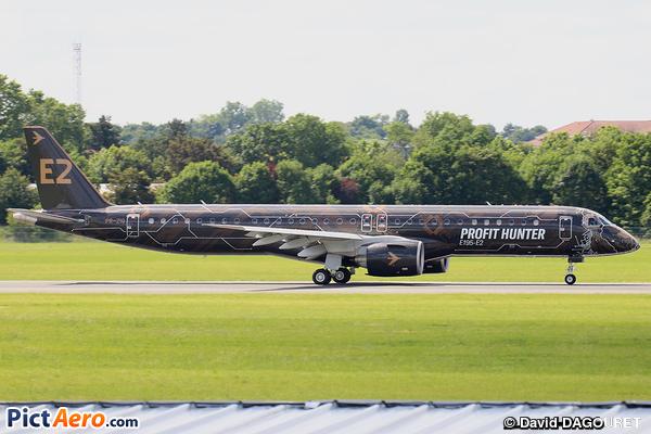 Embraer E195-E2 (ERJ-190-400 STD) (Embraer)