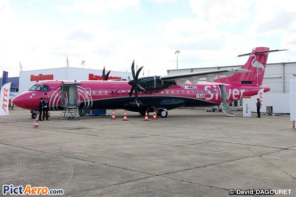 ATR72-600 (ATR72-212A) (Silver Air)