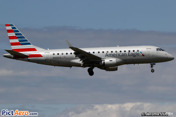 Embraer ERJ-175LR (ERJ-170-200 LR) (American Eagle (Republic Airlines))