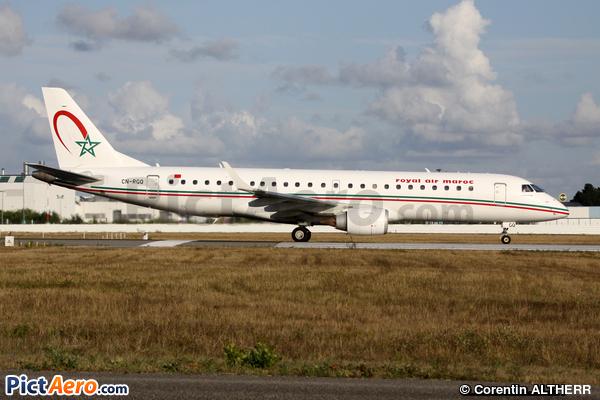 Embraer ERJ-190AR (ERJ-190-100AR) (Royal Air Maroc (RAM))