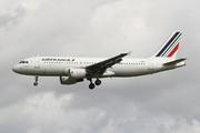 Airbus A320-214 (F-HBNI)