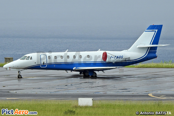 Cessna 680 Citation Sovereign (Private)