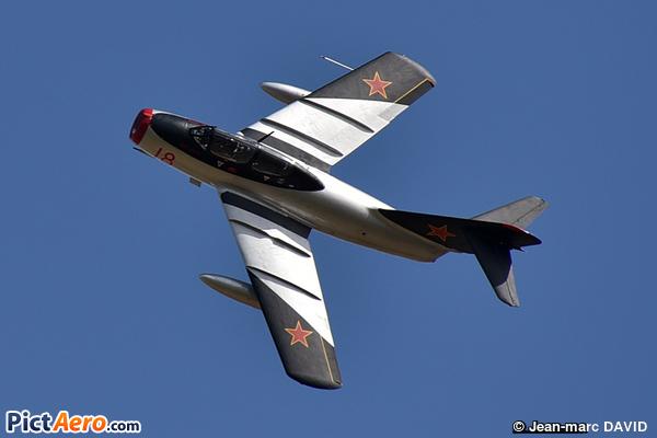 PZL-Mielec SB-LIM2 (MIG15-UTI) (Société Warbird Airshow Flying Service INC Lewis)