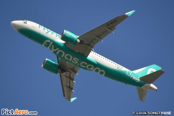 Airbus A320-251N (Flynas)