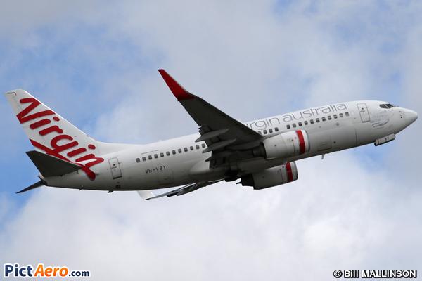 Boeing 737-7FE/WL (Virgin Australia)