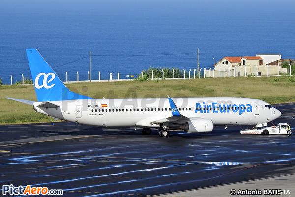 Boeing 737-85P/WL (Air Europa)