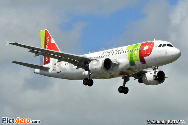 Airbus A319-112 (TAP Portugal)