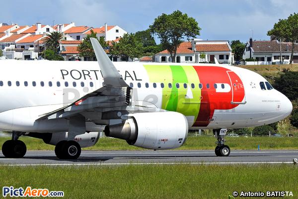 Airbus A320-214/WL  (TAP Portugal)