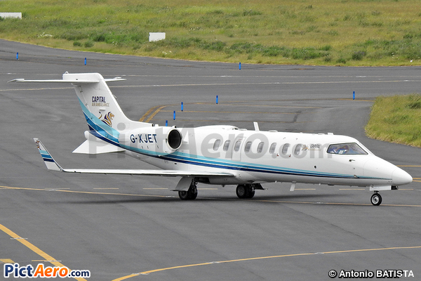 Learjet 45 (Zenith Aviation)