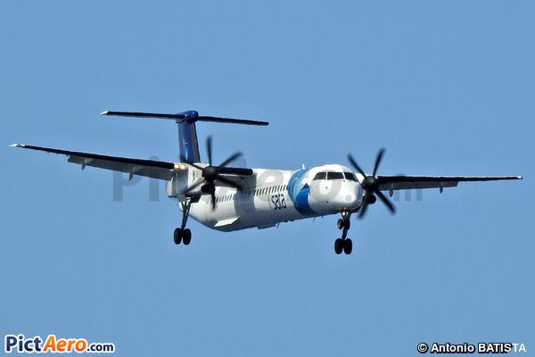 De Havilland Canada DHC-8-402Q Dash 8 (SATA Air Açores)