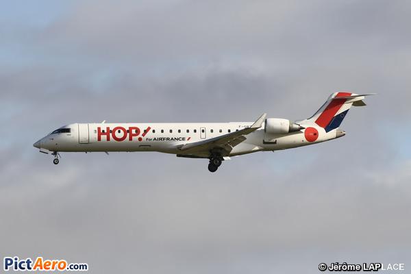 Bombardier CRJ-700 (Canadair CL-600-2C10 Regional Jet) (HOP!)