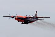 Antonov An-12BP - UR-CEZ