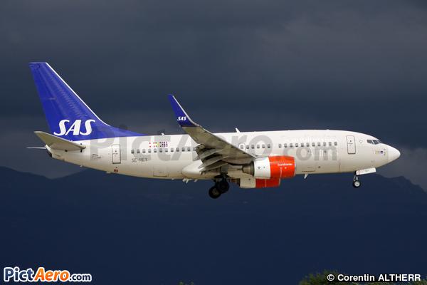 Boeing 737-76N/WL (Scandinavian Airlines (SAS))