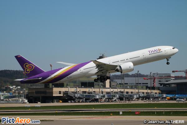 Boeing 777-3AL/ER (Thai Airways International)