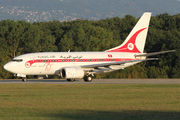 Boeing 737-6H3 (TS-IOP)