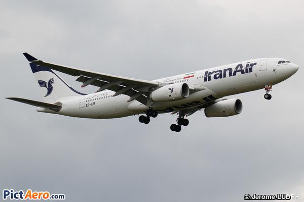 Airbus A330-243 (Iran Air)
