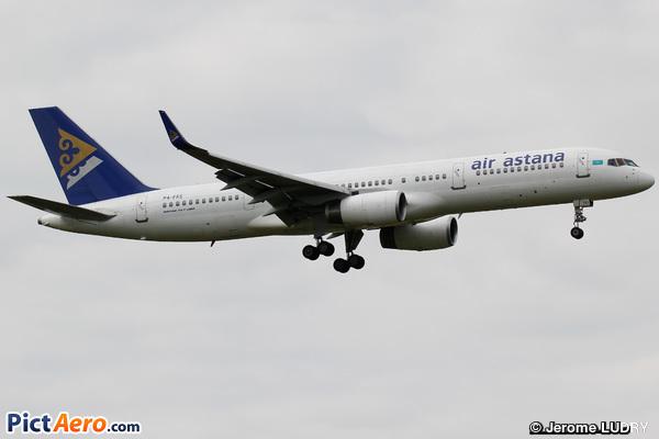Boeing 757-2G5/WL (Air Astana)
