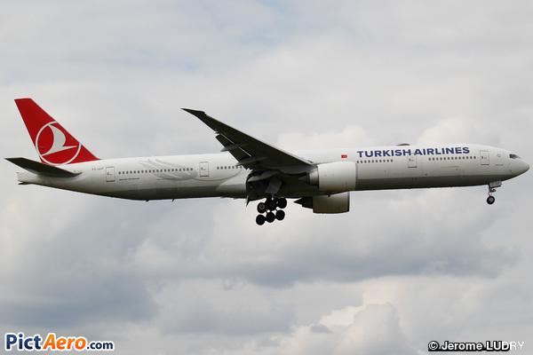 Boeing 777-3F2/ER (Turkish Airlines)