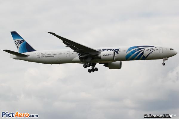 Boeing 777-36N/ER (EgyptAir)