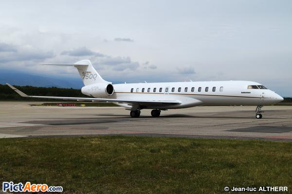 BD-700-2a12 (Bombardier Aerospace)