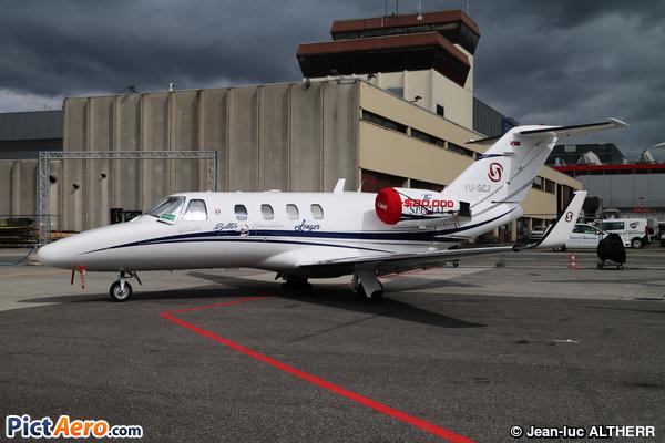 Cessna 525 CitationJet CJ1 (Prince Aviation)
