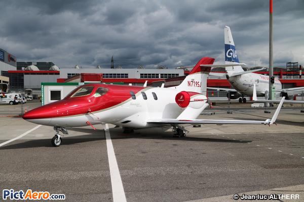 HA-420 (Honda Aviation Services)
