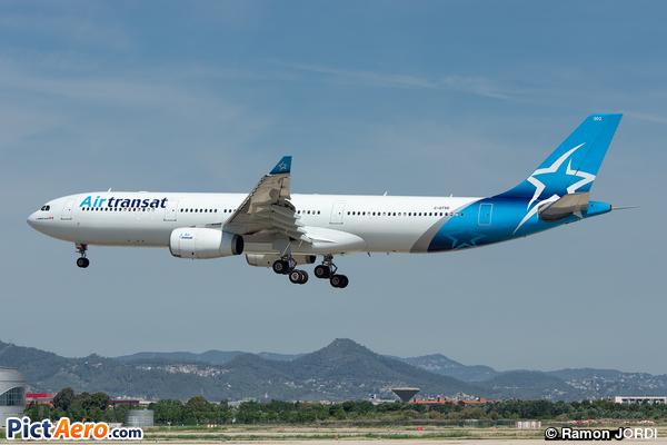 Airbus A330-342 (Air Transat)