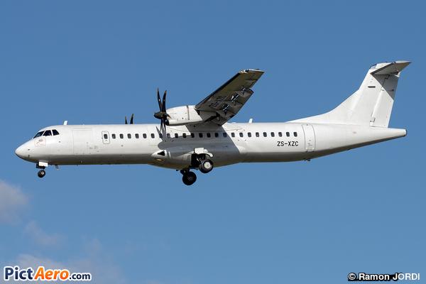 ATR72-600 (ATR72-212A) (Solenta Aviation)
