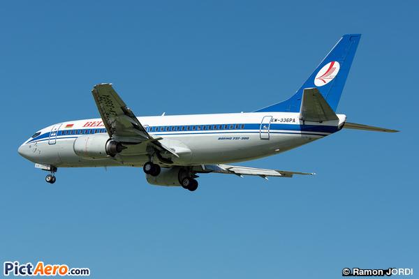 Boeing 737-3Q8 (Belavia Belarusian Airlines)