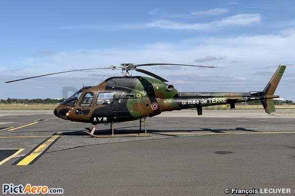 Aérospatiale AS-555UN Fennec (France - Army)