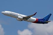 Boeing 737-86N/WL (PK-CRI)