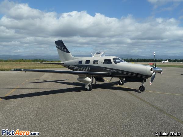 Piper PA-46-310P Malibu Mirage (Private)