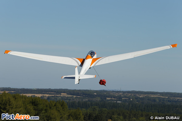 Schleicher ASK-13 (Aéroclub de Romanin)
