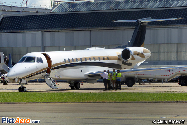 Bombardier Learjet 45 (Global Jet Luxembourg SA, Luxembourg)