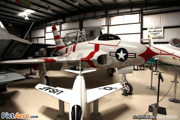 Northrop X-4 Bantam (Edwards AFB Air Force Flight Test Museum)