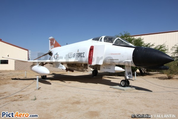 McDonnell NF-4C (Edwards AFB Air Force Flight Test Museum)