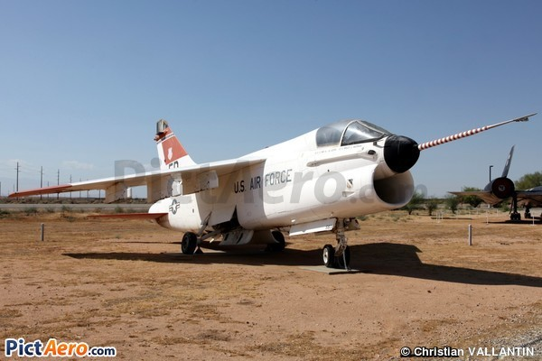 LTV YA-7D Corsair II (Edwards AFB Air Force Flight Test Museum)