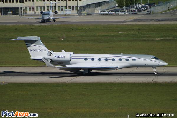 Gulfstream G650ER (Gulfstream Aerospace)