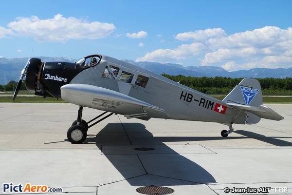 Junkers F-13 (DIMOR Aero (Suisse) GmbH )