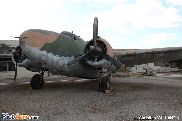 Lockheed 18-56-23 Lodestar (Planes of Fame Museum Chino California)