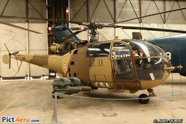 Sud SE-3160 Alouette III (Musée de l'ALAT de Dax)
