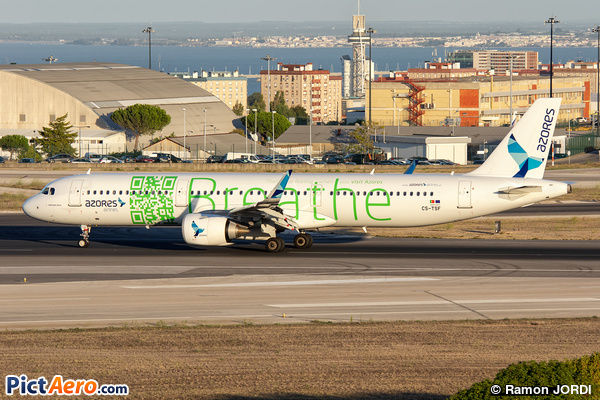 Airbus A321-251N (Azores Airlines)