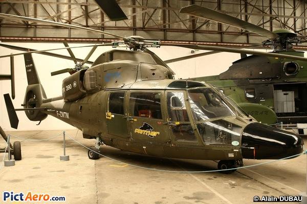 Aérospatiale AS365 MTR Panther (Musée de l'ALAT de Dax)