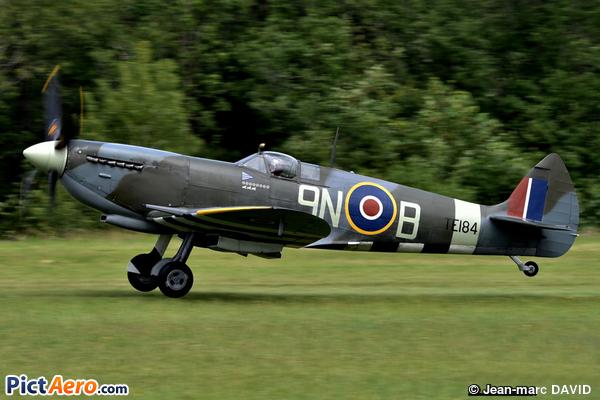 Supermarine Spitfire LF Mk. XVIe (Private / Privé)