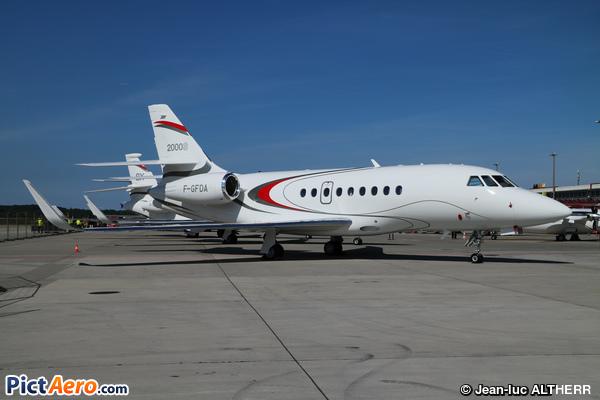 Dassault Falcon 2000S (Dassault Aviation)