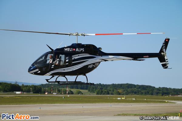 Bell 505 Jet Ranger X (Heli Alps)