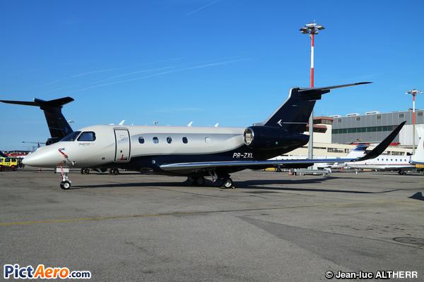 Embraer Emb-545 Legacy 450 (Embraer)