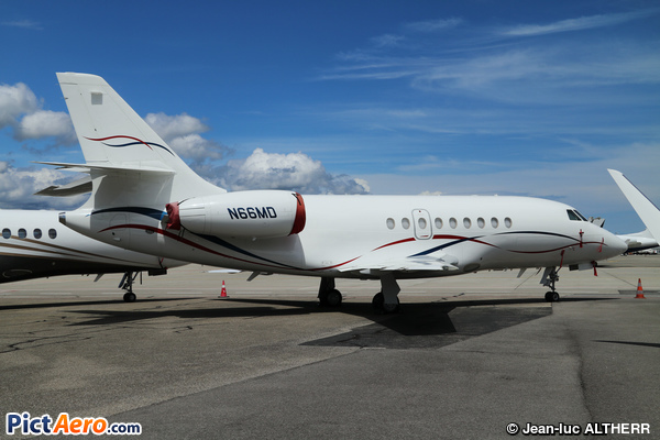 Dassault Falcon 2000EX-EAsy (Worthida Co. LLC)