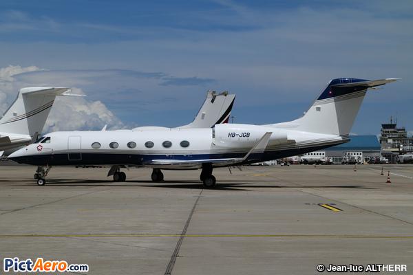 Gulfstream G450 (Meridian Air Company)