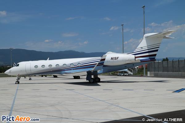 Gulfstream Aerospace G-550 (G-V-SP) (GULF STATES TOYOTA inc)